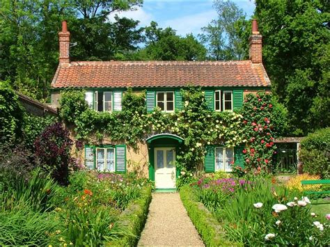 Country Cottage Homes Country Cottage Charm All Things