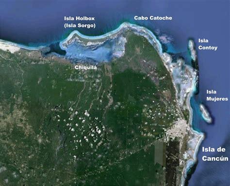 imagenes via satelite mapa de mexico via satelite