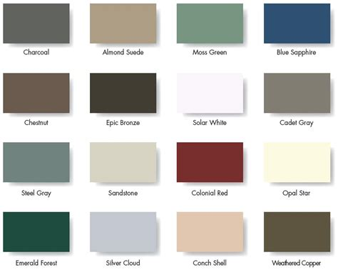 color standards imetco materials