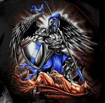 st michael police tattoo best 25 archangel ideas on
