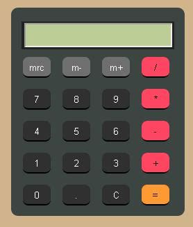 calculator using javascript and html creating calculator using html css and javascript