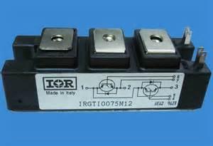 gate bipolar transistor igbt