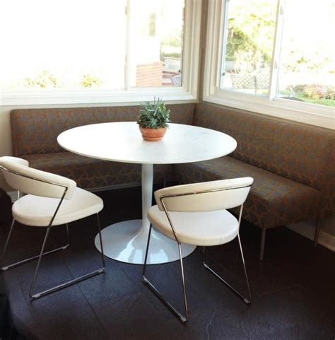 Kitchen Banquette And Furnishings Modern Dining Room Orange County By Cait