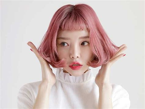 korean hair color korean hair dyes that as hair treatments