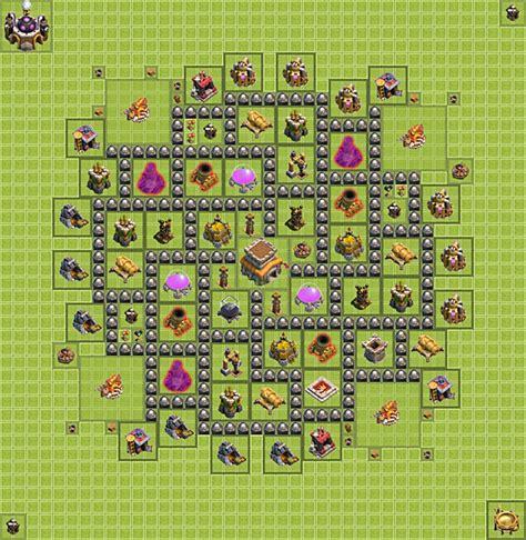 coc layout rh 8 coc rh 8 base verteidigung