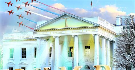 trump white house remodel this white house makeover for president trump is tasteful