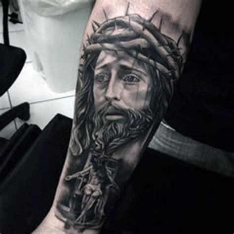 Tatoo Tato Lukisan Tangan Jesus Yesus Arm Sleeve Sarung jose tattoos irgin jose tattoos