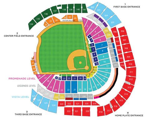 fishing breaking  marlins park seating