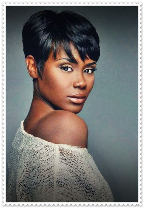 short hairstyle for african american women pinterest black short hairstyles short hairstyles and 2014 short