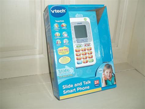 Vtech Animal Slide Phone vtech slide talk smart phone boxed wednesfield dudley
