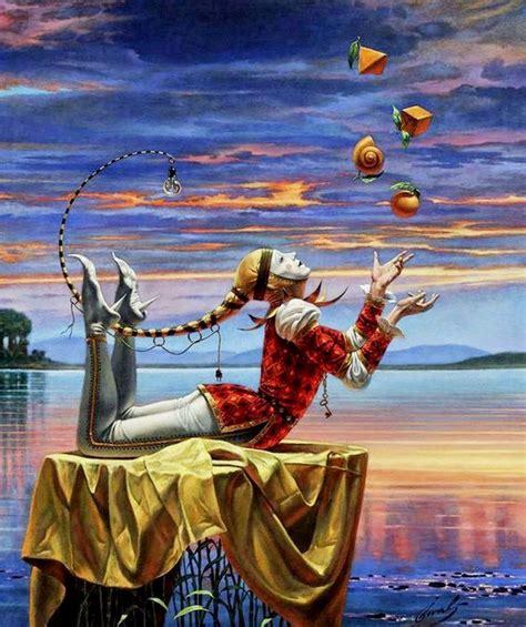 imagenes artisticas surrealistas cuadros pinturas oleos arte surrealista