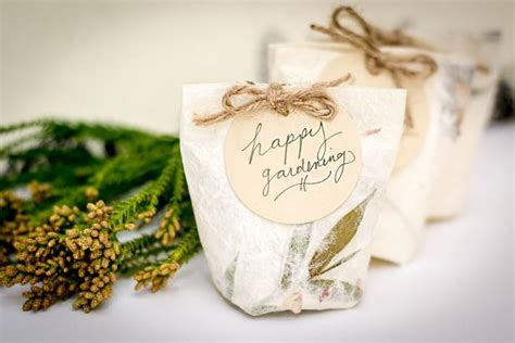 How To Make Paper With Seeds - diy gift for gardeners paper seed pots hgtv