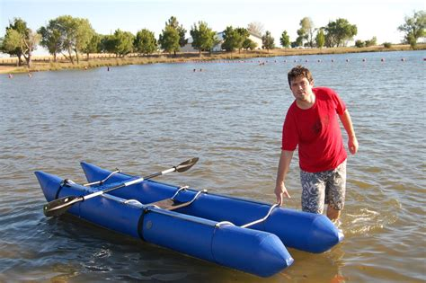 inflatable boat house homemade inflatable boat