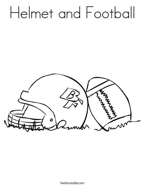 helmet design worksheet helmet and football coloring page twisty noodle