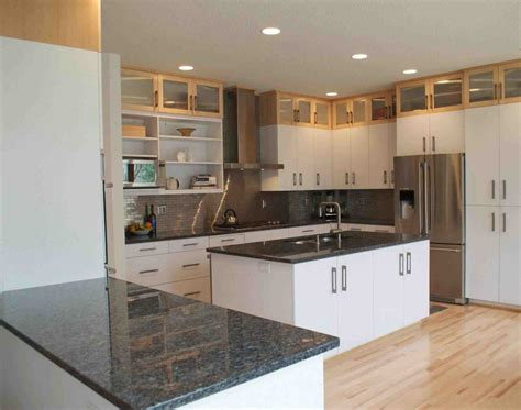 how to paint kitchen cabinets dark brown dark brown kitchen cabinets with white countertops