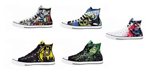 Harga Converse X Andy Warhol from pop culture painted shoes to comic book wedges mave