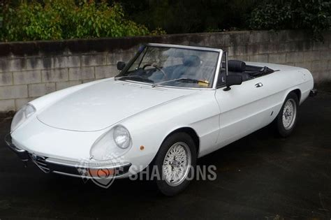 Alfa Romeo 2000 Spider by Sold Alfa Romeo 2000 Spider Auctions Lot 12 Shannons