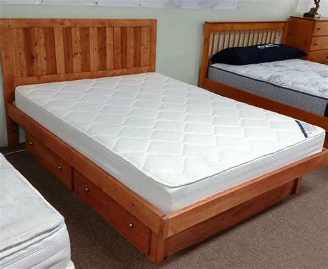 make your own futon mattress build your own platform bed