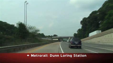 To Dc 66 i 66 west washington dc to virginia
