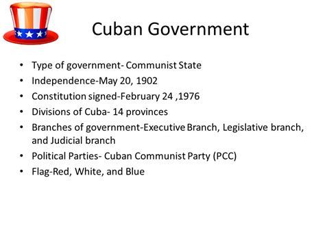 Type Of Government Mexico Spain Hispanic Cultures Costa Rica Cuba Ppt
