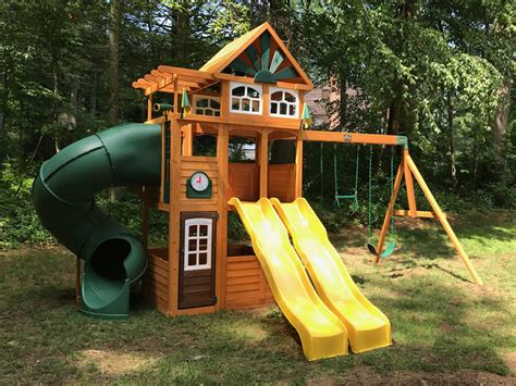 swing sets massachusetts playset assembler swing set installer in sudbury ma