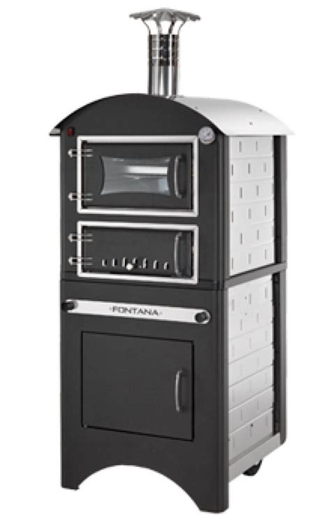 fontana small est pizza oven pizza ovens heatworks