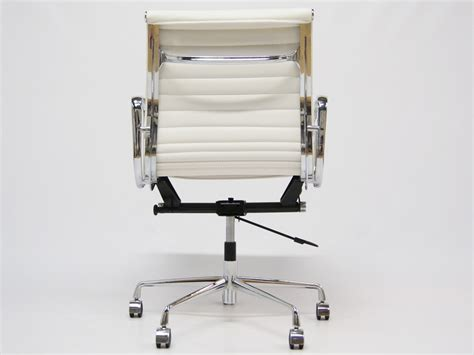 alu design helm chairs eames chair alu ea117 white