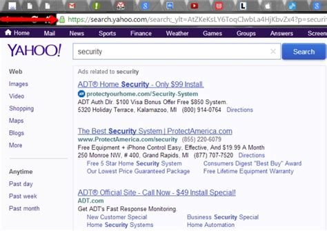 Yahoo Search Yahoo Search Engine With Encryption Itechbahrain