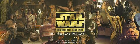Game Room Media Room Combination - promo poster for jabba s palace expansion set star wars