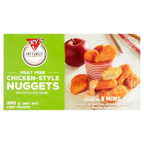 Amazy Frozen Food Chicken Nugget fry s chicken style nuggets frozen 380g from ocado