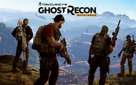 Kaset Ps4 Tom Clancy S Ghost Recon Wildlands tom clancys ghost recon wildlands ps4 jeux torrents