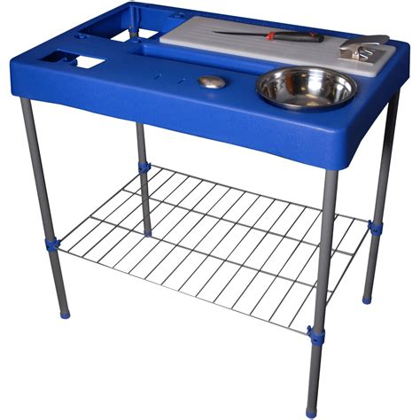 granite river outdoors fillet station table granite river outdoor portable fillet station fish