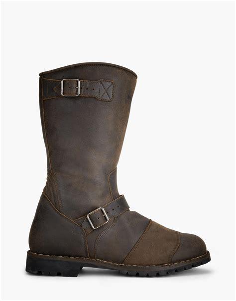 belstaff boots mens belstaff endurance boot in black for lyst