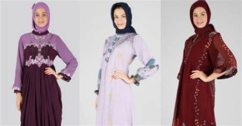 Tiara Tunik S E gambar koleksi baju muslim terbaru