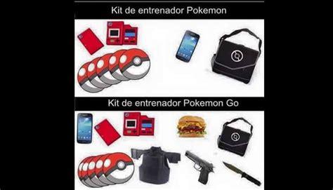 Memes De Pokemon - pok 233 mon go los memes tras el lanzamiento oficial del
