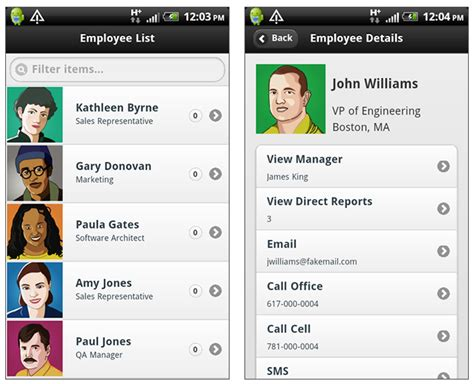 jquery mobile layout grid exles sle application using jquery mobile and phonegap bram us