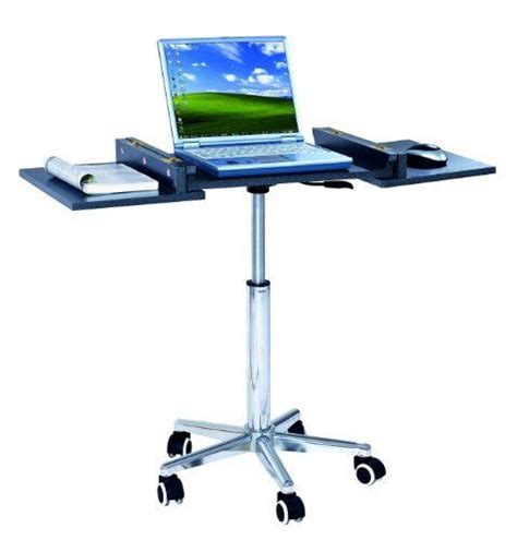 foldable table laptop cart mobile desk euro style stand