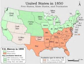 1850 map of united states david history maps