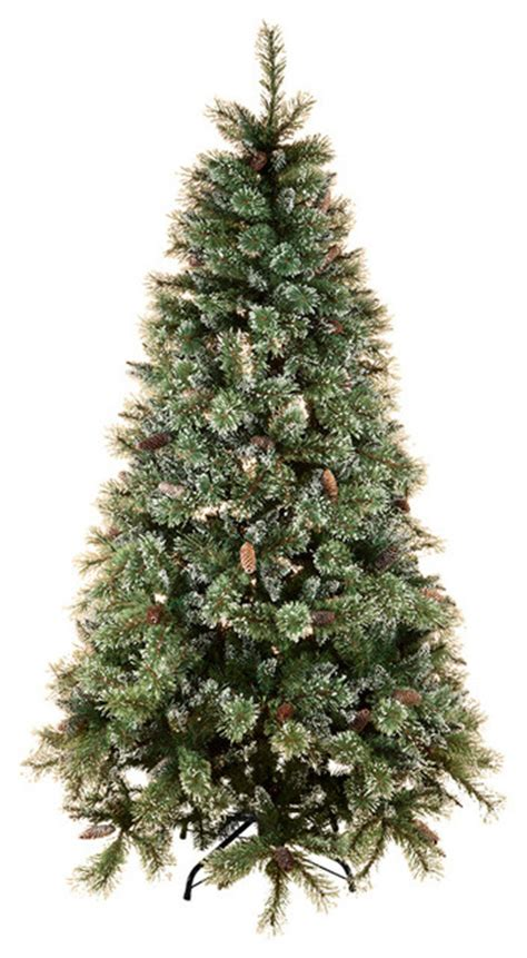 dobbies ullswater snow tip tree 1 5m traditional