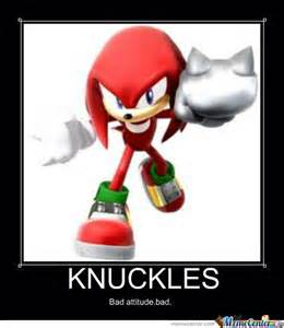 Knuckles Meme - knuckles the echidna by louicheandrea maligmat meme center