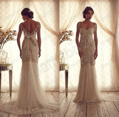 Summer Garden Wedding Dresses - vestidos de chiffon backless summer garden vintage wedding dresses 2014 bride dress novia