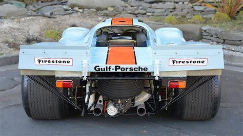 Porsche 917 Motor by Porsche 917k El Cola Corta Que Se Convirti 243 En Un Mito