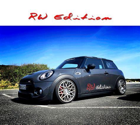 S Rw rw edition mini f56