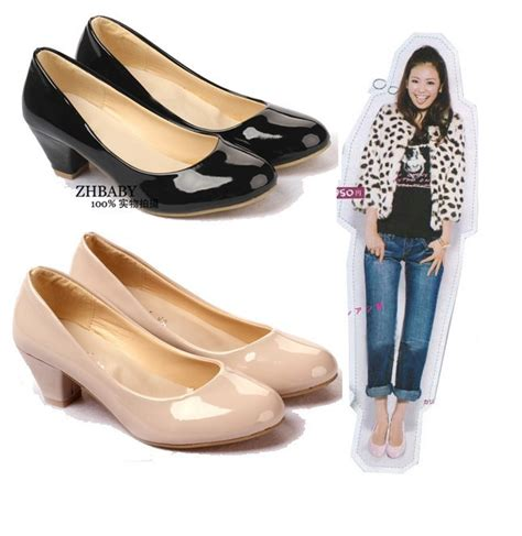 Comfortable Office Heels by Free Shipping Casual Office Work Shoes Single