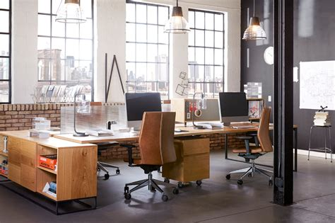 West Elm Office Desk by West Elm Workspace 13 Industrial Design Milk