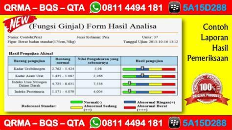 Agen Quantum Therapy Analyzer Qta promo hp wa 0811 4494 181 qrma quantum resonance