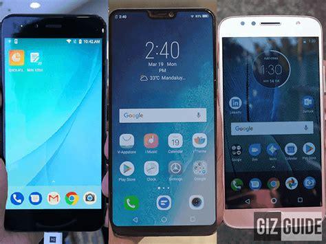 list of best smartphones list of the best mid range smartphones in the philippines