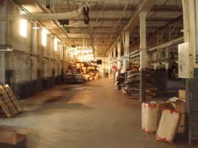 empty warehouse what to do gearslutz
