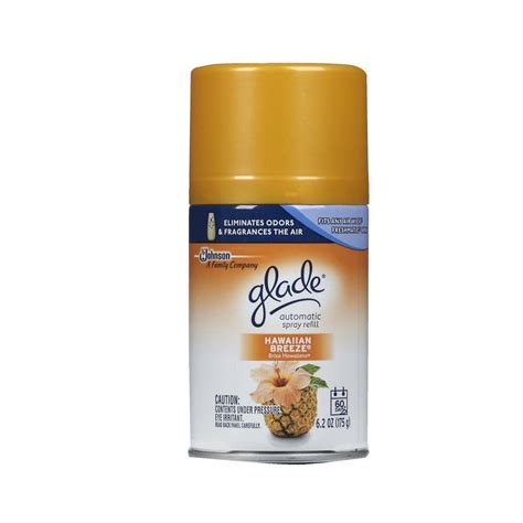 Hawaiian Rugs Glade 6 2 Oz Hawaiian Breeze Automatic Air Freshener