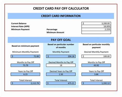 Credit Card Repayment Plan Letter 12 employee timesheet template excel spreadsheet